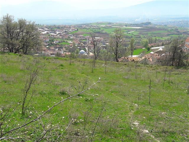 Плац Скопска Црна Гора Љуботен 1700м2, топ поглед