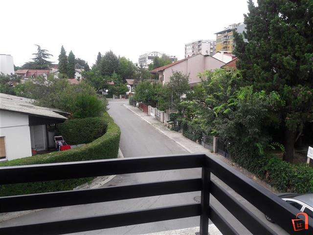 For rent new apartment 70m2 Taftalidze to Yahya Kemal and
