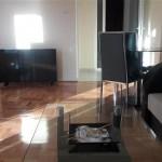 Се изнајмува наместен стан во Ново Лисиче