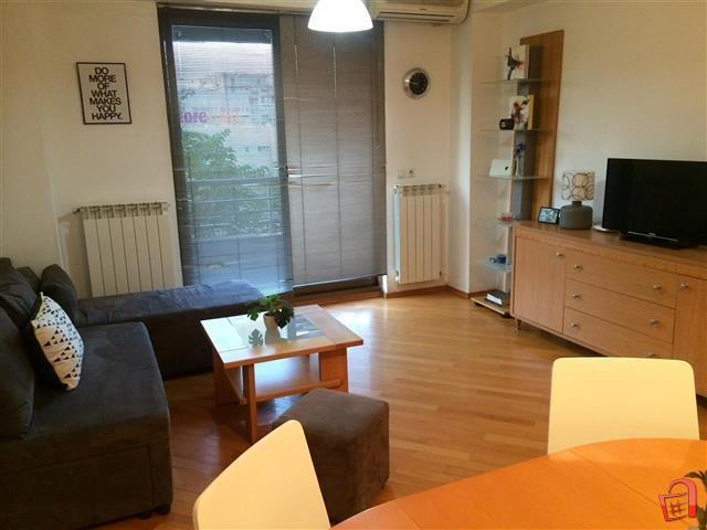 For rent nice apartment 75m2 behind Ramstore