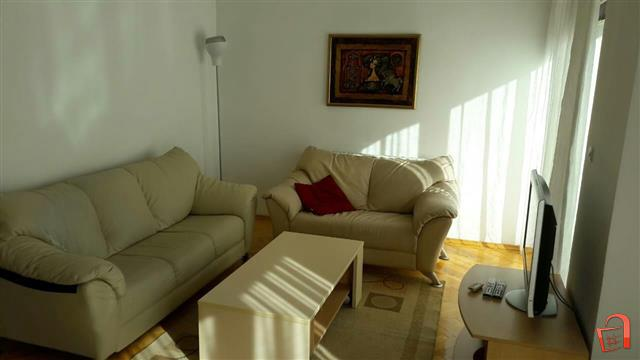 For rent new apartment 54m2 to Clinical Center