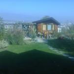 Куќа на Водно 150м2 со двор 1000м2 и поглед на Скопје