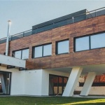 Brend new modern style house for rent