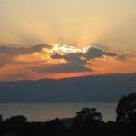 Нова куќа над Охрид со поглед на езеро