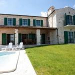 Charming villa – Istria County Motovun, Motovun