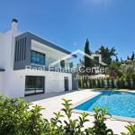 Prime Location Villa Private Pool – Pefkohori