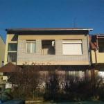 Плац со куќа во Козле на главната улица