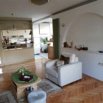 90m2 apartment with 3 bedrooms across Leptokarija