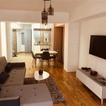 New apartment for rent 75m2, 2 bedrooms Zebra Kapishtec