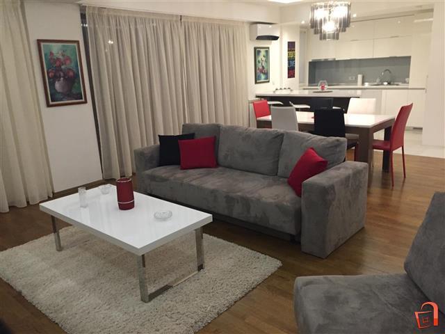 Luxury apartment for rent 120m2, Vodno, 3 bedrooms